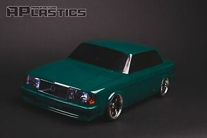 RC-Karosserie-Auto-Drift-Touring-1-10-Volvo-242-GT-Coupe-Style-aplastics-NEU-Schale