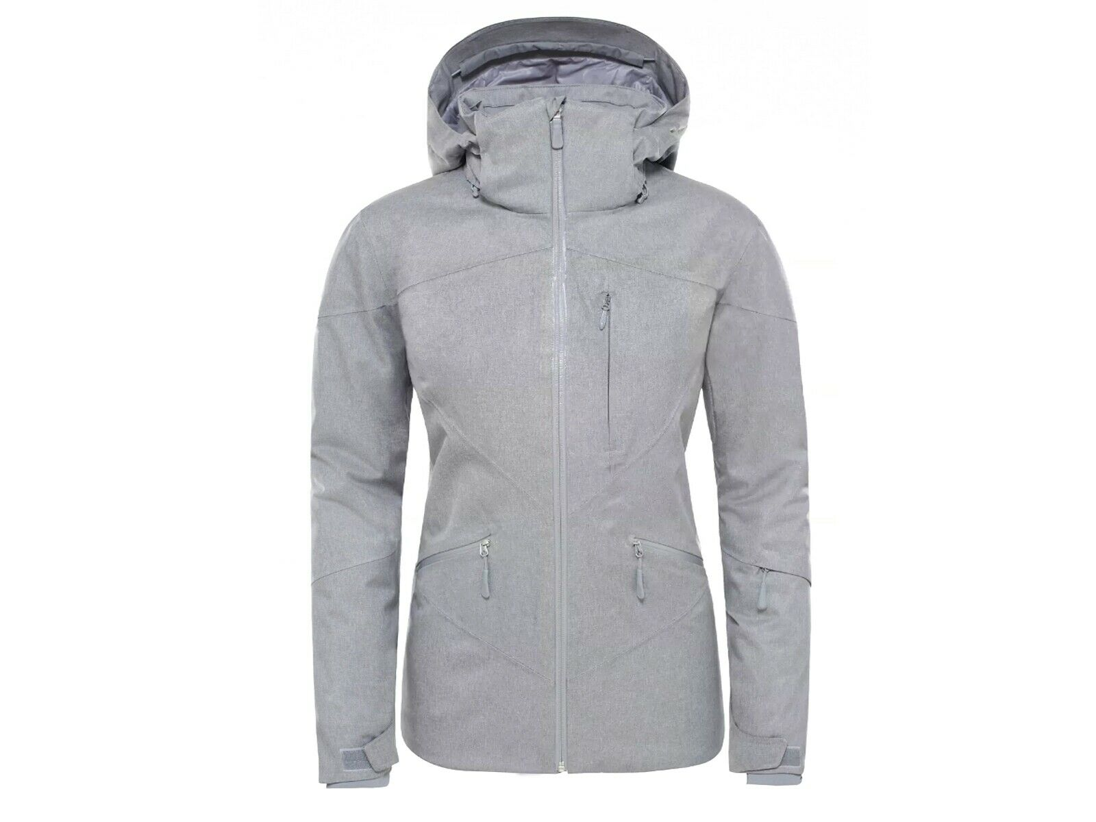 GIACCA SCI DONNA THE NORTH FACE  3M5BX8A  W LENADO MIDgrigioHEATHER