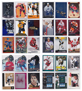 Insert-Parallel-Rookie-Numbered-SP-Rare-RC-Pick-From-List-NHL-Hockey