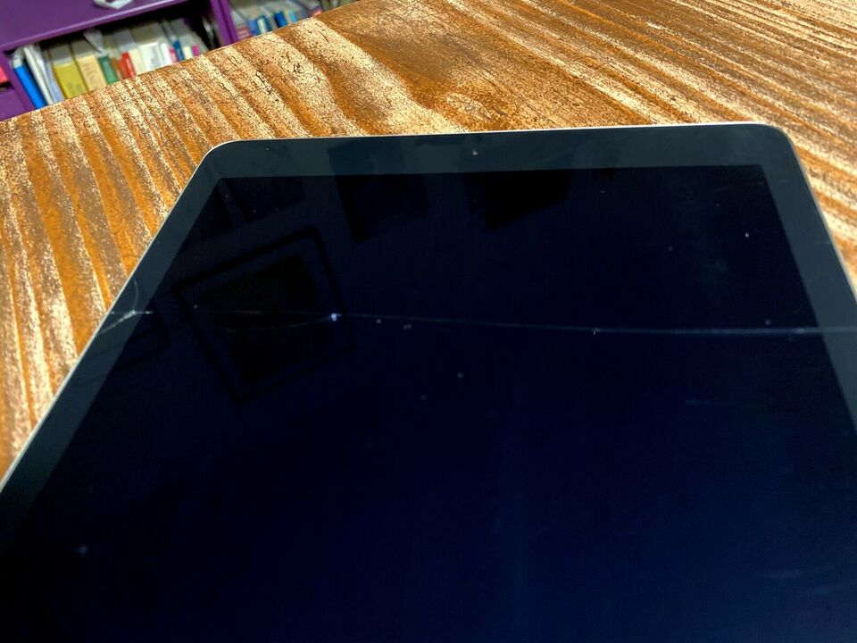 iPad Air 2, 64 GB, sort