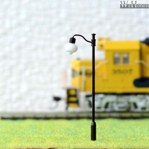 Resistor #QF05 5 x Model Railway Train Lamp Post Street Lights HO OO Scale LEDs