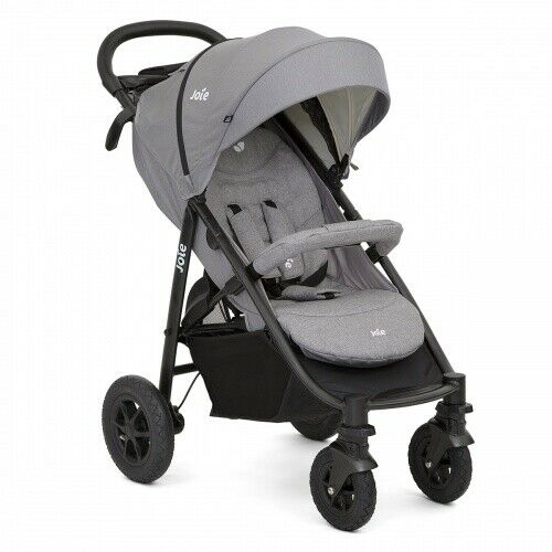 Joie Buggy Litetrax 4 Air Gray Flannel 2020
