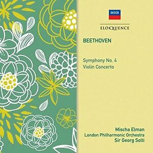 Sir-Georg-Solti-Mischa-Elman-Beethoven-Symphony-No-4-Violin-Concerto-CD