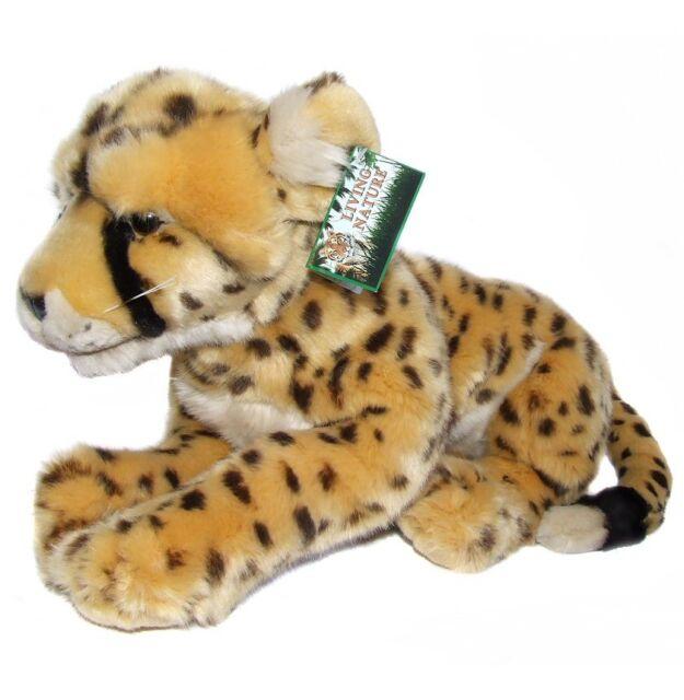 40cm Cheetah Soft Plush Cuddly Toy