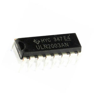 10Pcs-ULN2003APG-ULN2003-ULN2003AN-DIP-16-IC-NEW