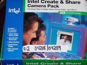 Intel-Create-amp-Share-Camera-Pack-Includes-2-PC-Cameras-User-Manual-amp-Software