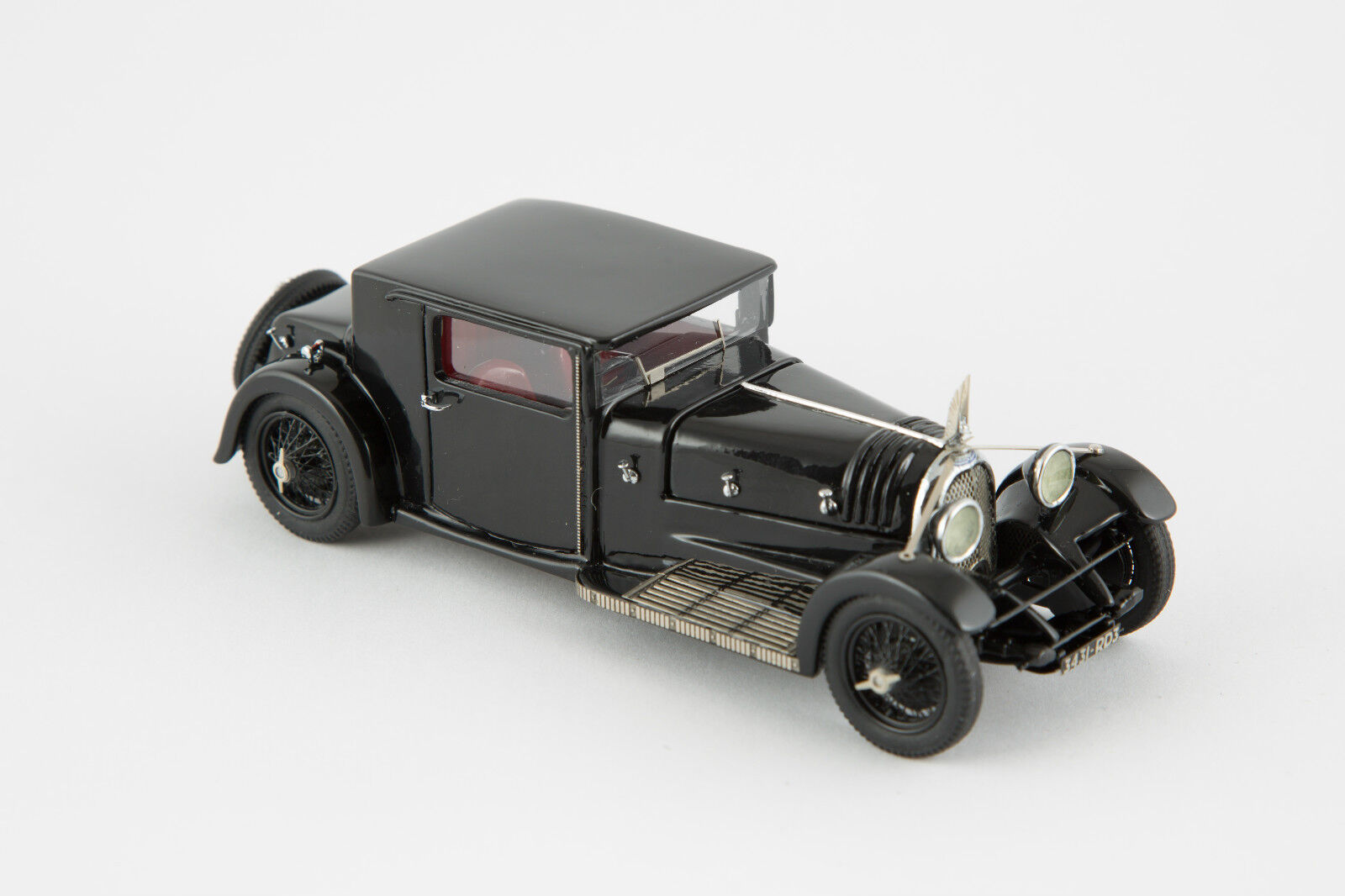 Set of Miniature Car Royal CCC  neighbouring C20 12 Cylinder Proto 1930 Ref R01