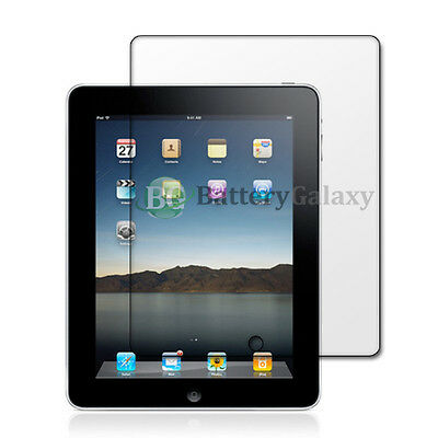 1 3 6 10 Lot Ultra Clear HD Screen Protector for Tablet Apple iPad 3 3rd Gen 9.7