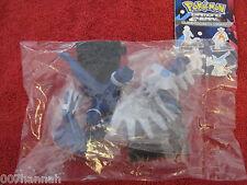 Pokemon-Figur-Set:Dialga+Ash/10th Anniversary/Scale 1:80/Yujin/Zukan/Neu