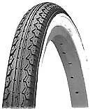 "Kenda Bicycle Tire K123 20X1.75/"" Whitewall"