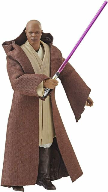 Star Wars Revenge Of The Sith Mace Windu Electronic Lightsaber Au For Sale Online Ebay