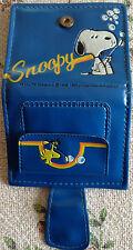 SNOOPY peanuts 1965 made in Hong Kong portafogli soldi monete