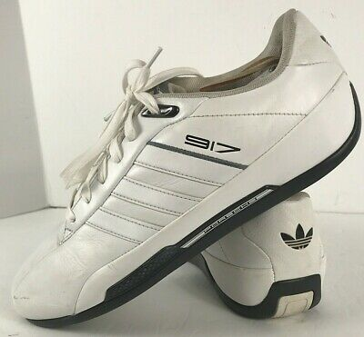 White Racing Shoes \