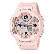 Casio Baby-G * BGA230SC-4B Dual Time Pastel Pink Anadigi MOM17 COD PayPal