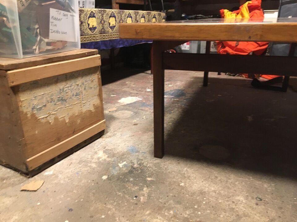 Sofabord, Vintage, mahogni