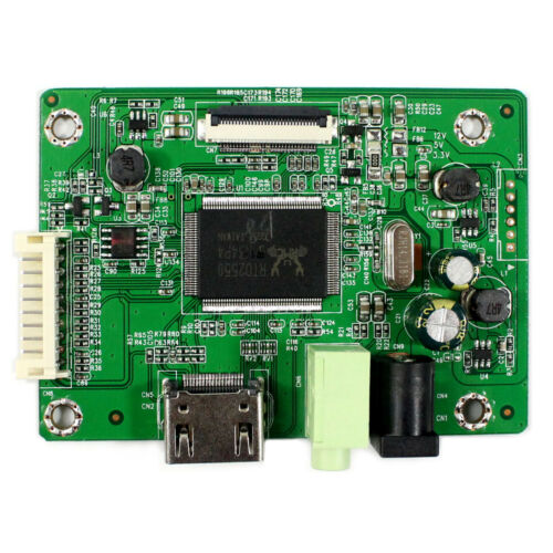"""HDMI LCD Controller Board For 11.6/"""" 13.3/"""" 14/"""" 15.6/"""" 1366x768 EDP LCD Screen"""
