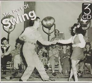 THE-BEST-OF-SWING-VARIOUS-ARTISTS-on-3-CD-039-s-NEW