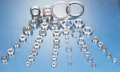10pcs 4 x 8 x 3mm Rubber Sealed Ball Bearings