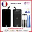 ECRAN-LCD-VITRE-TACTILE-SUR-CHASSIS-POUR-IPHONE-7-7-8-8-Noir-Blanc-OUTIL miniature 4