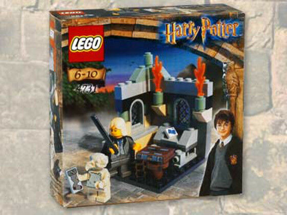 LEGO Harry Potter 4731 Dobby's Release  BRAND NEW  MISB  VERY RARE