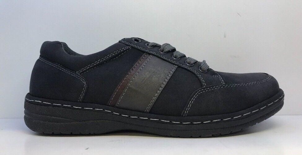 Homme Björndal Noir Loisirs Chaussures Uk 6