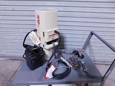 Coffing 1 Ton Electric Chain Hoist 1 Hp 16 Fpm 15 Max Lift 08240w