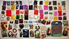 HUGE LOT BEADS STERLING SILVER PC. JEWELRY SUPPLIES FINDINGS PENDANTS CHARMS