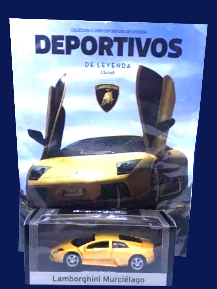 Lamborghini Murciélago-Sports Coches   1 Diecast-deportivos Clarin plataina