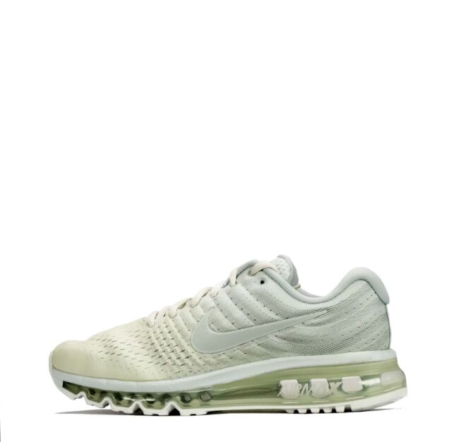 regard détaillé 00e2e 9236e Nike Air Max 2017 Women's Running Trainers Phantom/White
