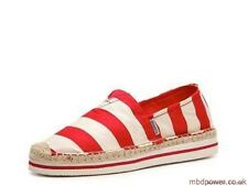 6420c255dc item 3 JOY AND MARIO RED AND WHITE STRIPED ESPADRILLES~SIZE 6W~MSRP  56~NWT  -JOY AND MARIO RED AND WHITE STRIPED ESPADRILLES~SIZE 6W~MSRP  56~NWT
