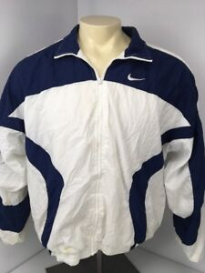 4e1935812306 VTG 90s Nike Grey tag Retro full zip windbreaker COLORBLOCK Track ...