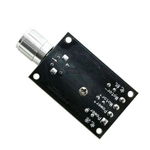 PWM DC Motor Speed Regulator DC Motor Regulator Switch DC 6V//12V//24V//28V 3A