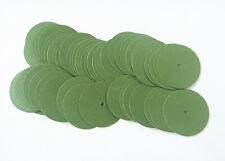 100pcs Dental Cutting Disc For Porcelain Teeth Lab Separating Discs 2202mm