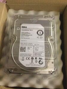"""Dell 55H49 3TB 7200RPM 6Gb//s 3.5/"""" SAS Hard Drive ST3000NM0023 Seagate"""