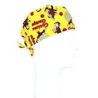 Curious George Theme Scrub Hat