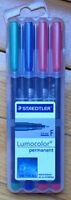 Staedtler Lumocolor Permanent 0.6 Mm F Sku 031901310806