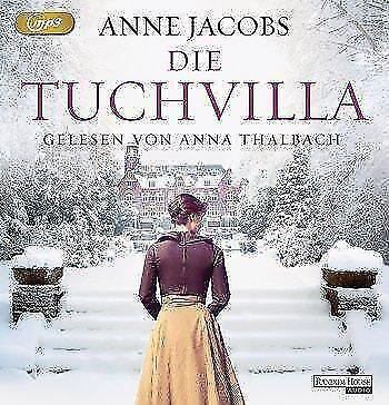 Die Tuchvilla (Die Tuchvilla-Saga, Band 1) von Jacobs, Anne | Buch | gebraucht