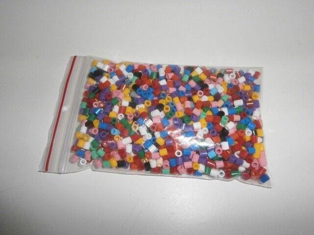 Perler/plader, 1000 HAMA perler, (flere poser)