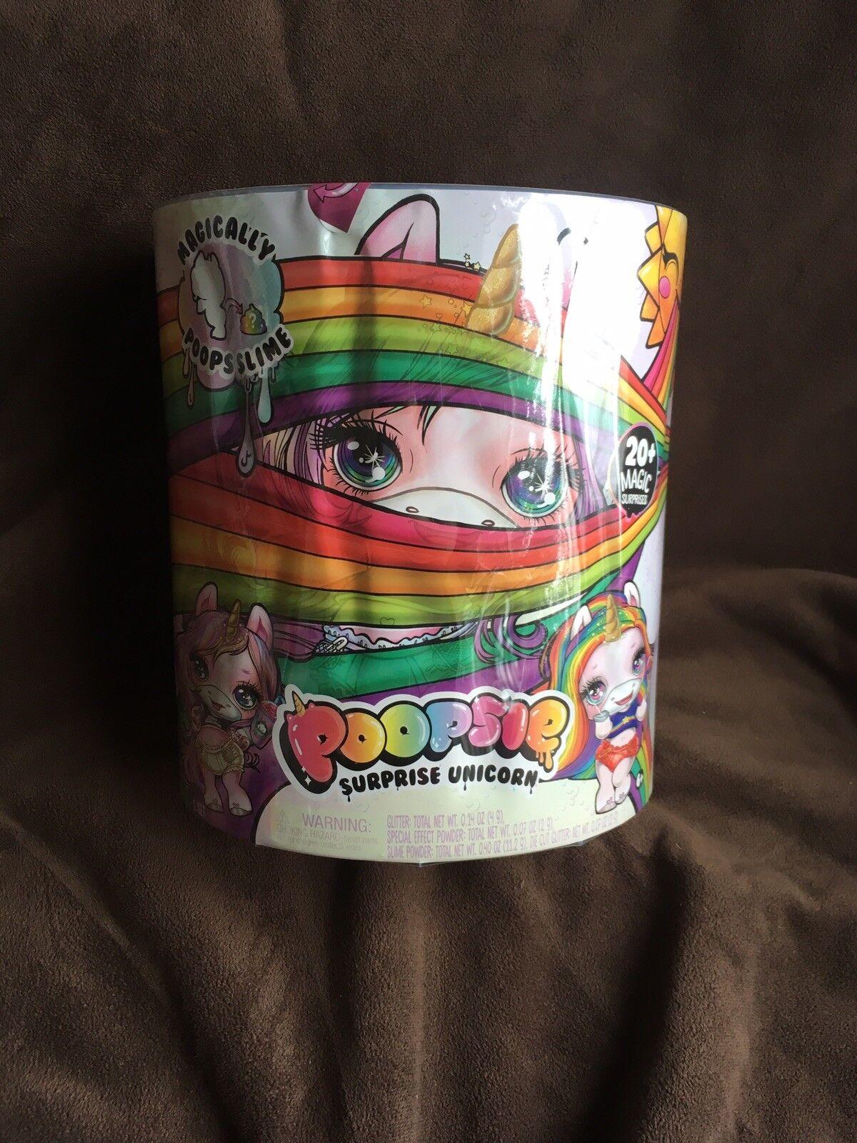 Poopsie Slime Surprise Unicorn Rainbow Brightestrella Or Oopsie estrellalight nuovo