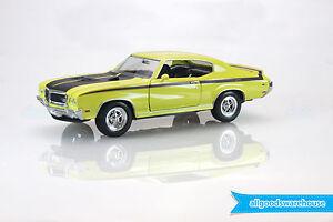 1970 Buick GSX 455 American Classic 1:24 scale premium die-cast model hobby car