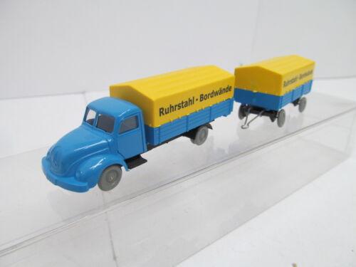 eso-13348 IMU 1:87 LKW Ruhrstahl-Bordwände