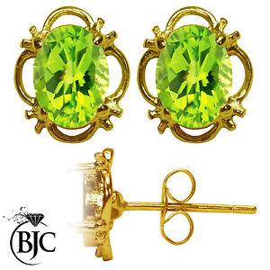 BJC-9-ct-Oro-Amarillo-Natural-Peridoto-Individual-Tacha-Filigrana