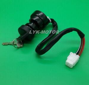 Ignition Key Switch FITS YAMAHA KODIAK 400 YFM400 4x4 2002 ATV