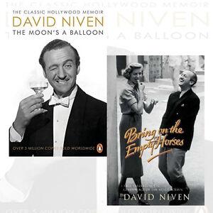 Resultado de imagen de david niven books