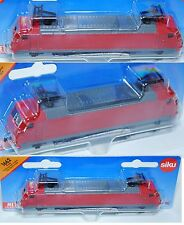 Siku Super 1662 BOMBARDIER TRAXX, Elektrolokomotive, 1:120