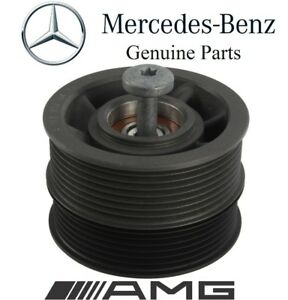 Details about For Benz CL CLS E G SL55 AMG Supercharger Drive Serpentine  Belt Idler Pulley OES