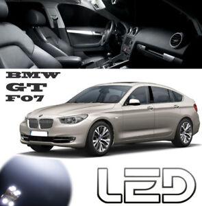 PACK-BMW-F07-GT-12-Ampoules-LED-plafonnier-coffre-eclairage-sols-520-530-535-550