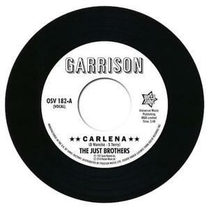 THE-JUST-BROTHERS-Carlena-HONEY-BEES-NEW-NORTHERN-SOUL-45-OUTTA-SIGHT-Vinyl