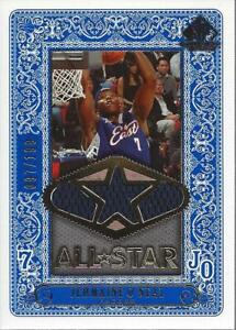 2007-08-SP-Game-Used-All-Star-Jersey-ASJO-Jermaine-O-039-Neal-Jersey-199-NM-MT