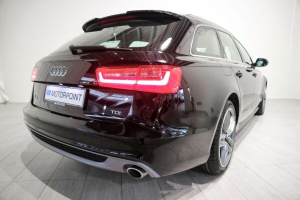 Audi A6 3,0 TDi 204 S-line Avant Multitr. - billede 3